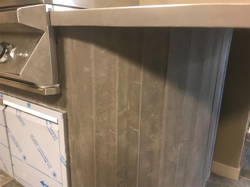 Custom Concrete Cut - Diamond Finish