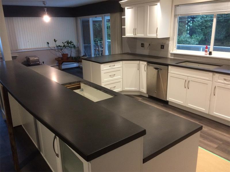 Modern Kitchen Design - Diamond Finish
