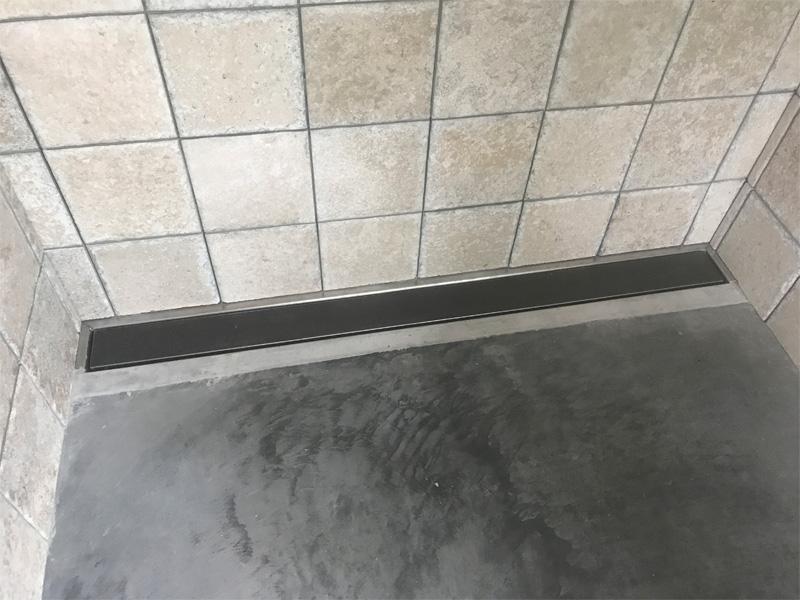 Shower Enclosures - Diamond Finish